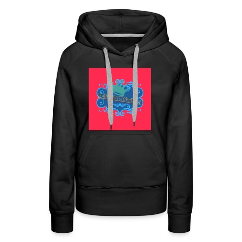 OUR OFFICIAL LOGO AS OF DECEMBER 28 2017 - Women's Premium Hoodie