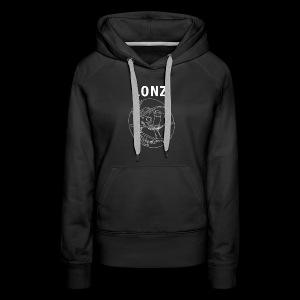 lonz logo 1 - Women's Premium Hoodie