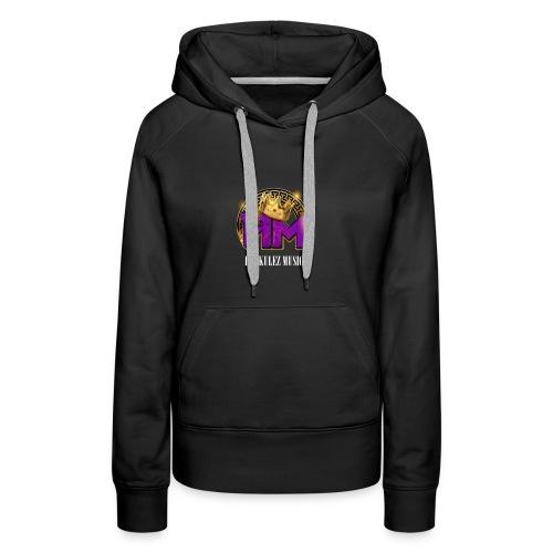 Herkulez Music Logo - Women's Premium Hoodie