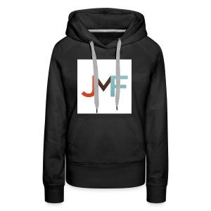 JMF Logo 1500x1500 - Women's Premium Hoodie