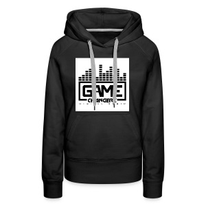 GameChangerz Music Group - Women's Premium Hoodie