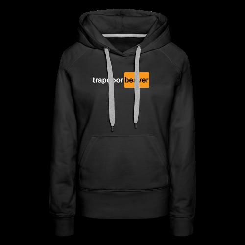 trapdoorbeaver hub - Women's Premium Hoodie