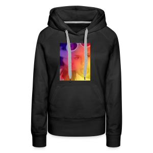 local high baddie - Women's Premium Hoodie