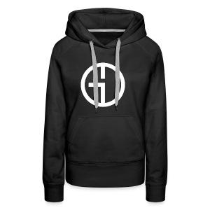 GO Logo - Women's Premium Hoodie
