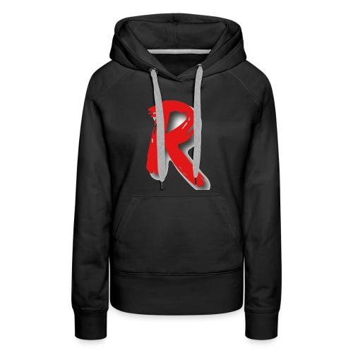 "Itz Ryan Clothing - Itz Ryan ""R"" Clothing - Women's Premium Hoodie"