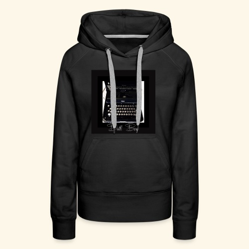 Not the Type - Women's Premium Hoodie