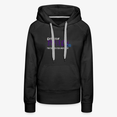 Get YourTwitch - Women's Premium Hoodie