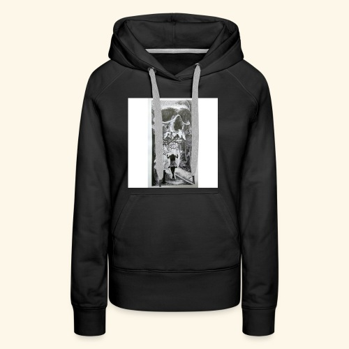 HAUNTED - Women's Premium Hoodie