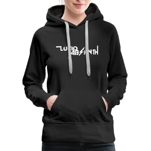 Lucid Absynth Logo - Women's Premium Hoodie