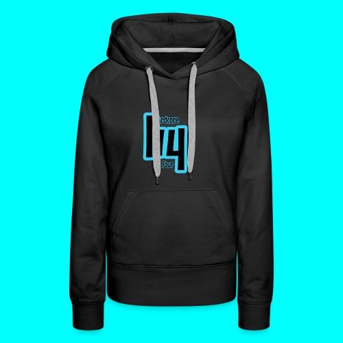 Original Hardcore 4 Design - Women's Premium Hoodie
