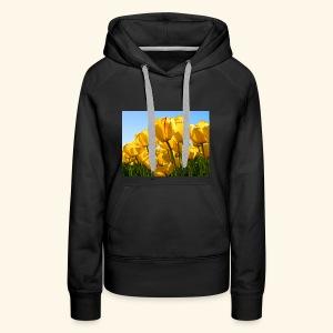 Tulips - Women's Premium Hoodie