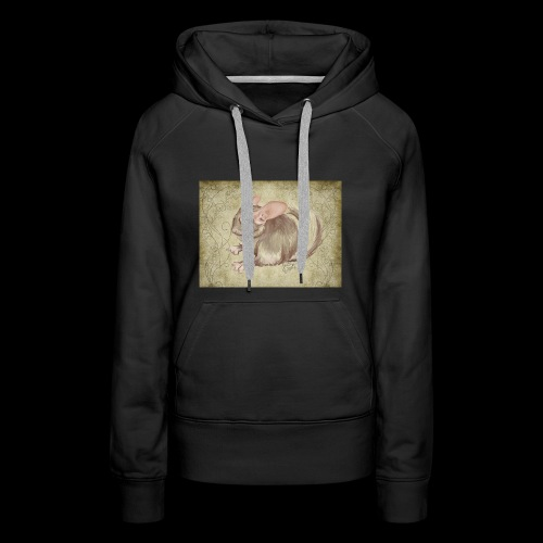 chinchilla TWITCH episode fin episode 5 - Women's Premium Hoodie