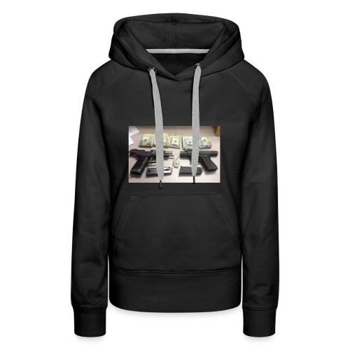 the real deal - Women's Premium Hoodie