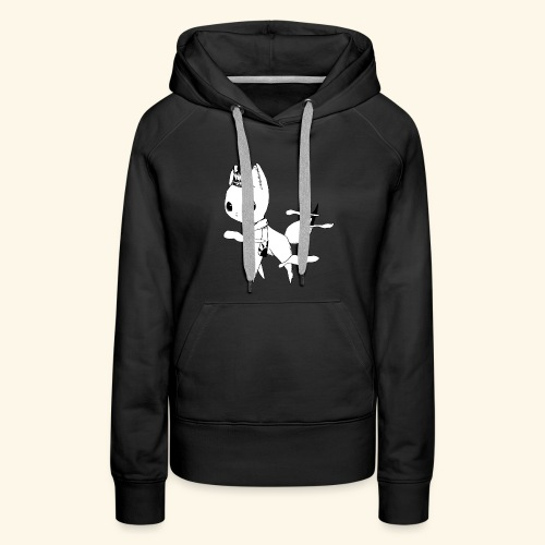 Snow Fox - Women's Premium Hoodie