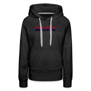 GAME OVER - Women's Premium Hoodie