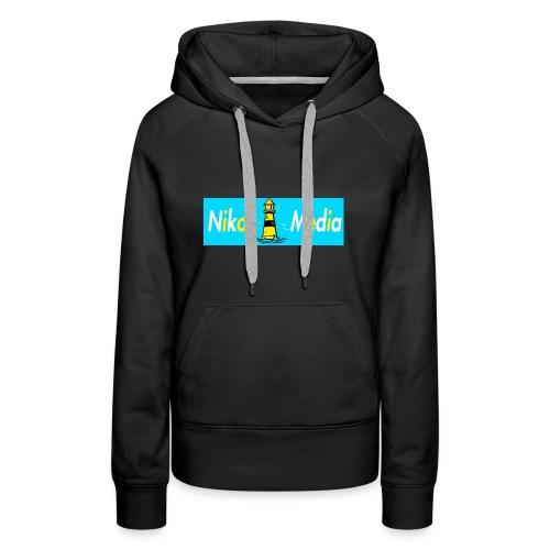Niko Media T-shirts/Hoodies/CrewNecks - Women's Premium Hoodie