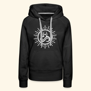 Yoga T-Shirts - Yoga Mind Body Soul - Women's Premium Hoodie
