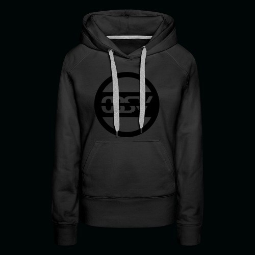 OBSRV Equilateral - Women's Premium Hoodie