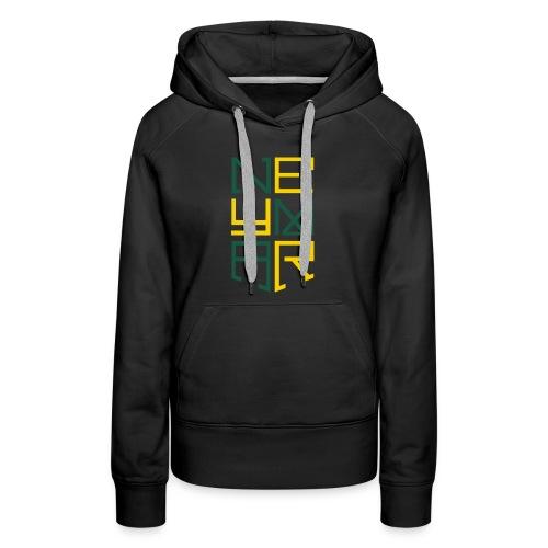Neymar T Shirt Design - Women's Premium Hoodie