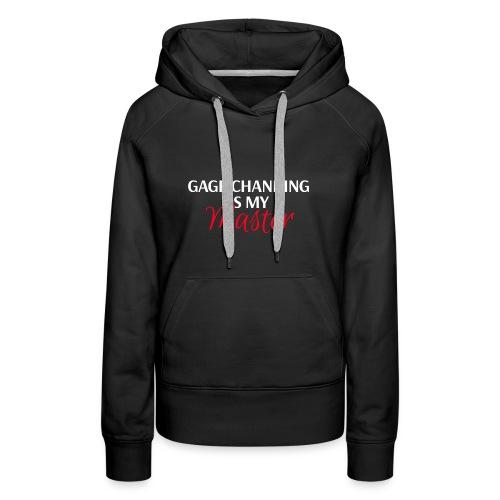 Gage Channing is My Master - Women's Premium Hoodie