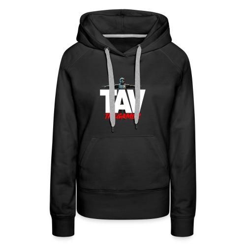 TAV THE GAMER - Women's Premium Hoodie