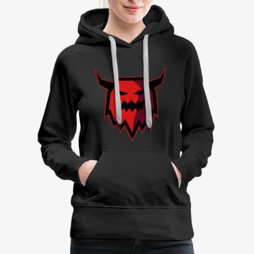 Monster Viking - Women's Premium Hoodie