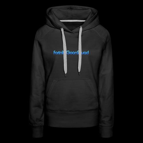 FortniteGoonSquad - Women's Premium Hoodie
