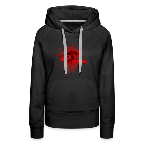 The Meek's Manor Haunted House - Women's Premium Hoodie