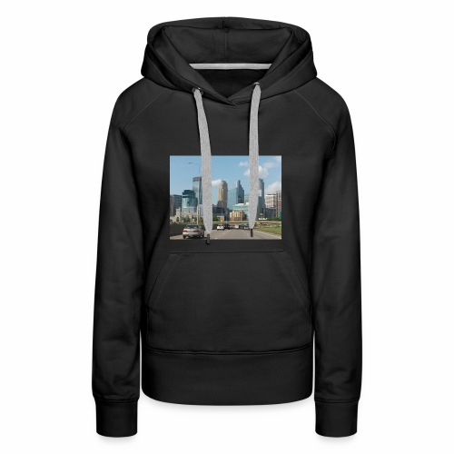 Minneapolis - Women's Premium Hoodie