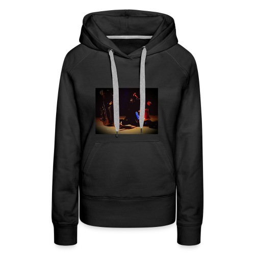 self taken picture - Women's Premium Hoodie