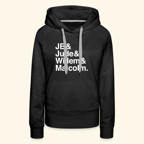jude jb willem malcolm merch - Women's Premium Hoodie