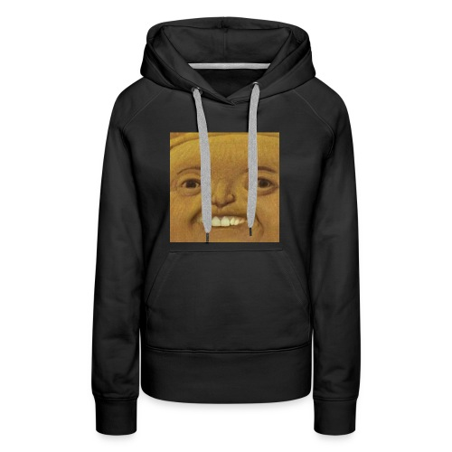 silly face - Women's Premium Hoodie