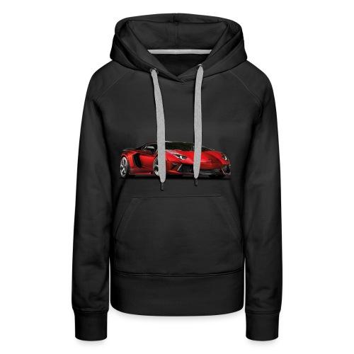 Dream Car - Women's Premium Hoodie