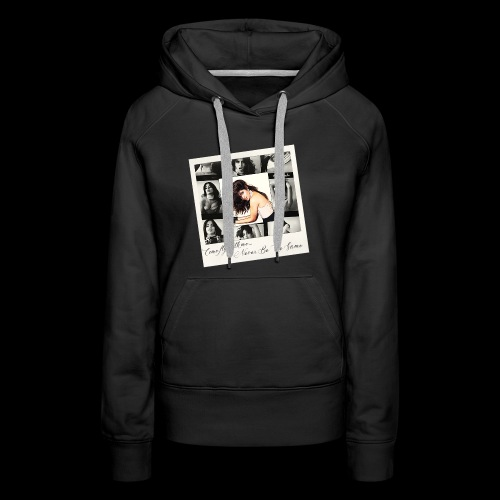 NBTS Polaroid - Women's Premium Hoodie