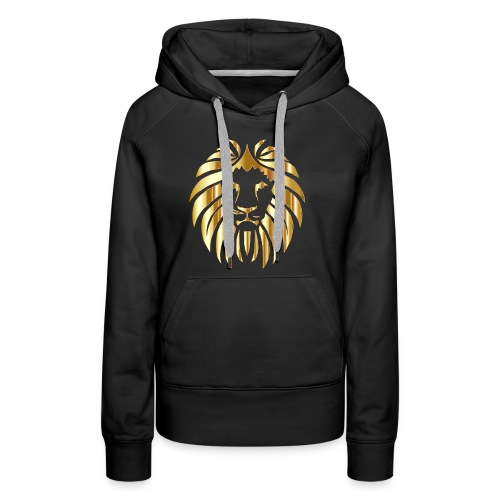 Royal Apex Lion (Limited Edition) - Women's Premium Hoodie