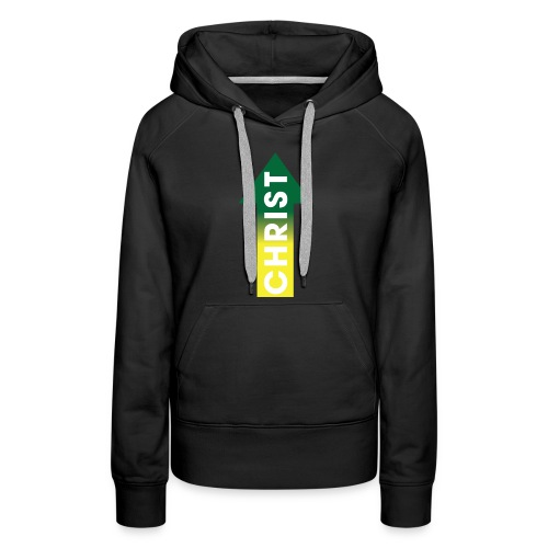 Christ up - Women's Premium Hoodie
