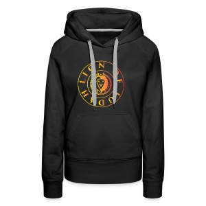 LION OF JUDAH - Women's Premium Hoodie