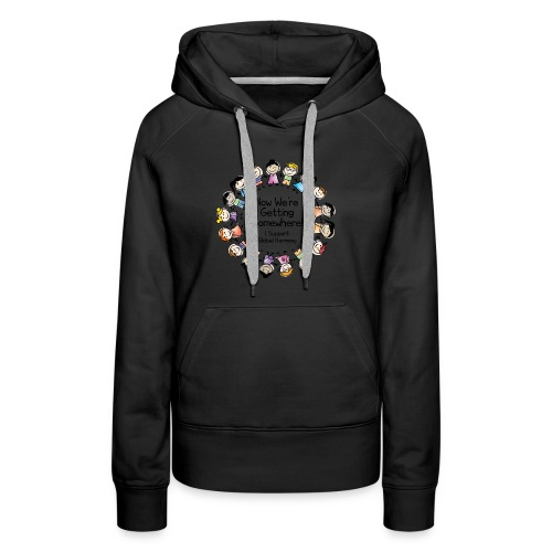 TShirtHarmonyFull by You'll Wear Me Out - Women's Premium Hoodie