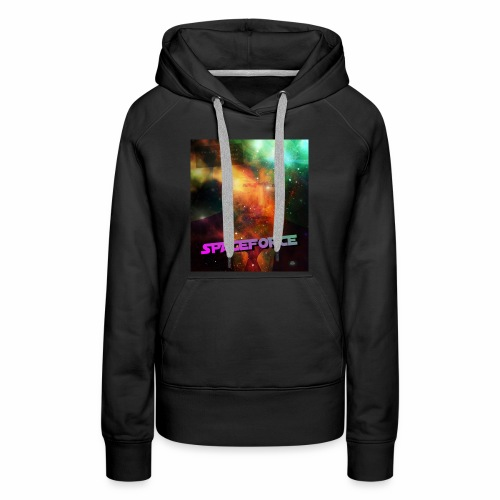 Donald Trump SpaceForce - Women's Premium Hoodie