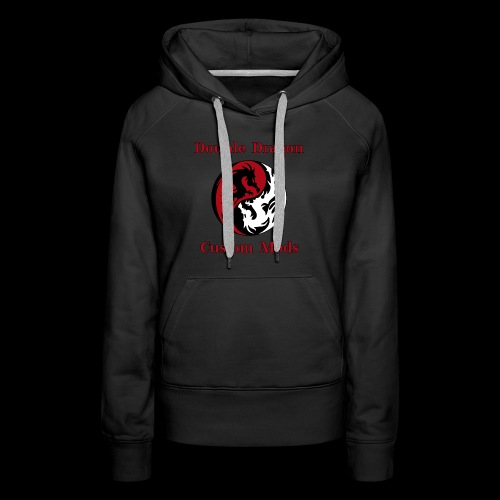 Double Dragon Custom Mods - Women's Premium Hoodie