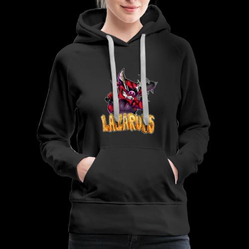 Lazaruss Logo - Women's Premium Hoodie