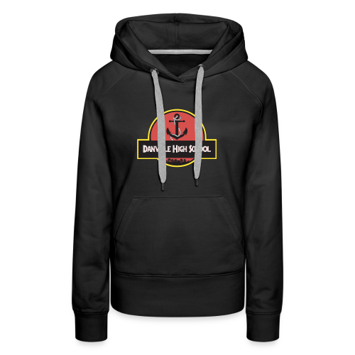 Danville High - JP Edition - Women's Premium Hoodie