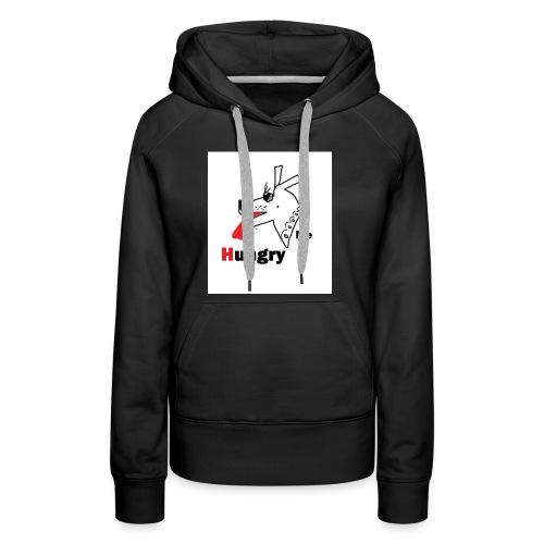Hungry Me - Women's Premium Hoodie
