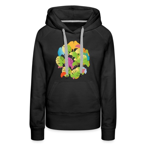 Flora - Women's Premium Hoodie
