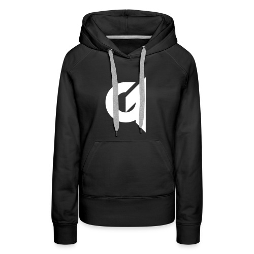 Official Godz Clan Logo - Women's Premium Hoodie