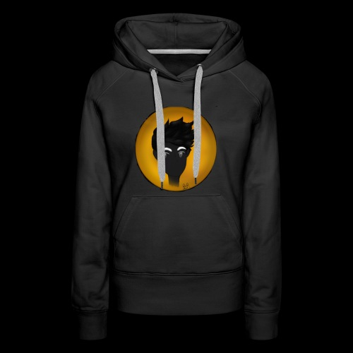 O.z/Yellow from Monster Prom - Women's Premium Hoodie