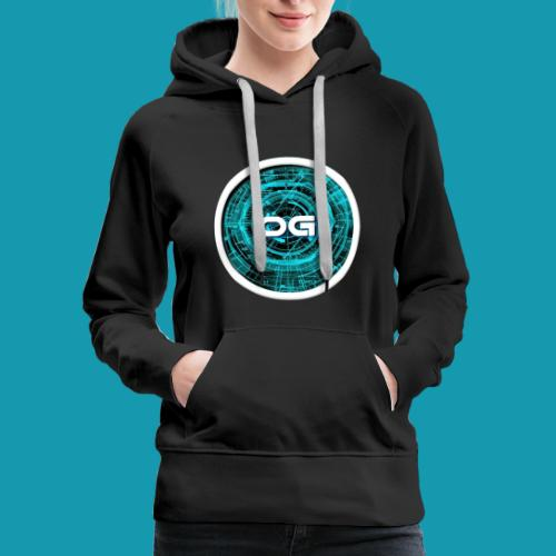 Overated gaming - Women's Premium Hoodie
