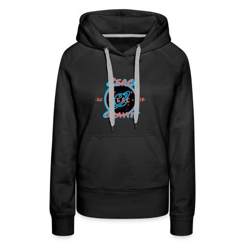 zero gravity 3D logo - Women's Premium Hoodie