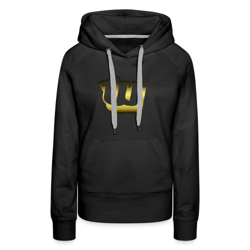 Official W1 Merch Store - Women's Premium Hoodie