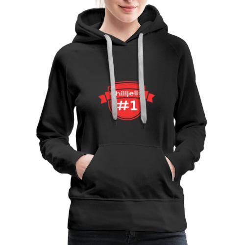 ChillJelly New merchandise! - Women's Premium Hoodie